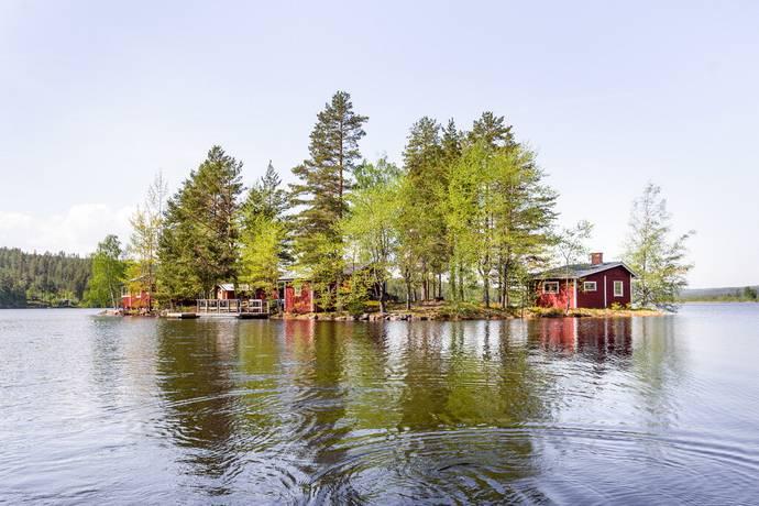 Bild: 5 rum fritidshus på Båthusön - Södra Vällan - Götgården 9:13, Falu kommun Götgården