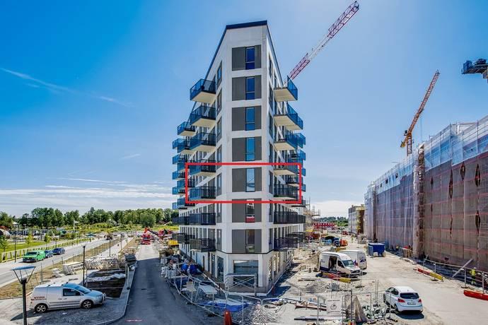 Bild: 4 rum bostadsrätt på Karlslundsvägen 18, Järfälla kommun Barkarbystaden