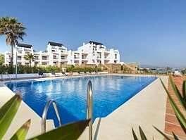 Bild: 3 rum bostadsrätt på ESTEPONA - CASARES, Spanien Costa del Sol
