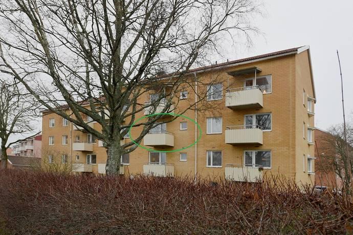 Bild: 1 rum bostadsrätt på Oscar Stjernegatan 5A, Kristinehamns kommun Södermalm