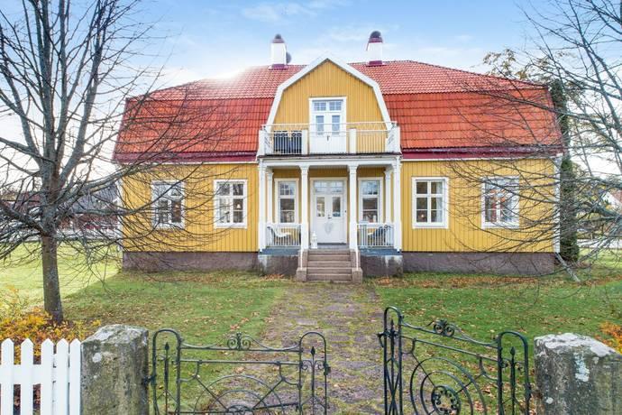 Bild: 10 rum villa på Vitalagatan 48, Vetlanda kommun Stensåkra