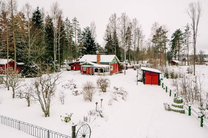 Bild: 5 rum villa på Östersundet Tallbacka 1, Mariestads kommun Segolstorp
