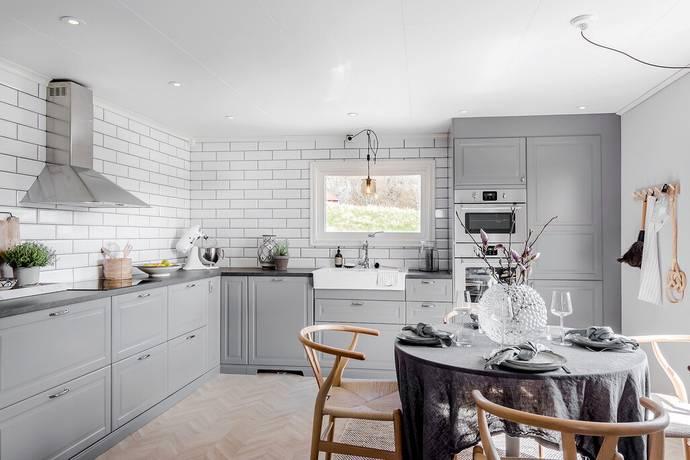 Bild: 4 rum villa på Egnahemsvägen 8, Trollhättans kommun Sjuntorp