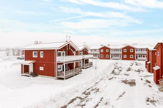 Bild: 4 rum radhus på Karins väg 23B - Terrassen, Sandvikens kommun Kungsberg