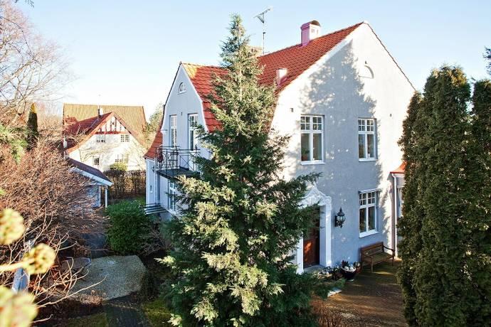 Bild: 7 rum villa på Scaniagatan 38, Malmö kommun Bellevue Sjösida