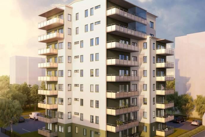 Bild: 3 rum bostadsrätt på Vasagatan Lgh nr 6, Borlänge kommun Hagalund