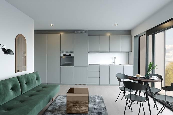 Bild: 1 rum bostadsrätt på Sankt Göransgatan 157X, Stockholms kommun Västra Kungsholmen