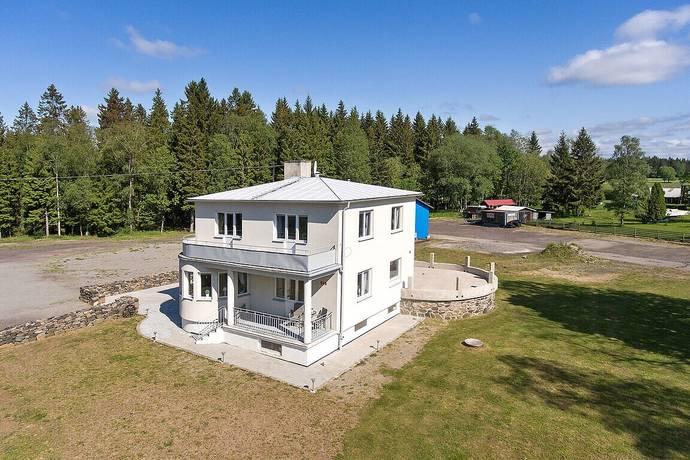 Bild: 7 rum villa på Storgatan 105, Tranemo kommun Limmared
