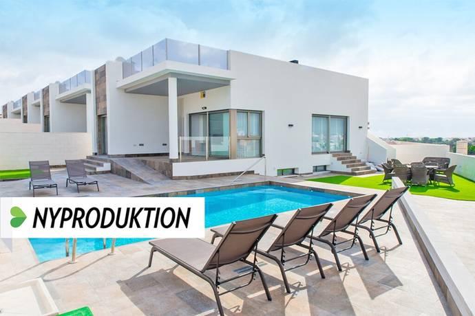 Bild: 4 rum villa på Nya kvalitetsvillor i Los Dolses, Spanien Torrevieja Söder - Villamartin