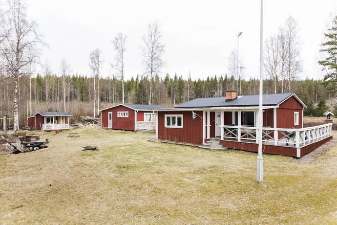 Bild: 3 rum fritidshus på Norrdellsvägen 705, Hudiksvalls kommun NÄSVIKEN