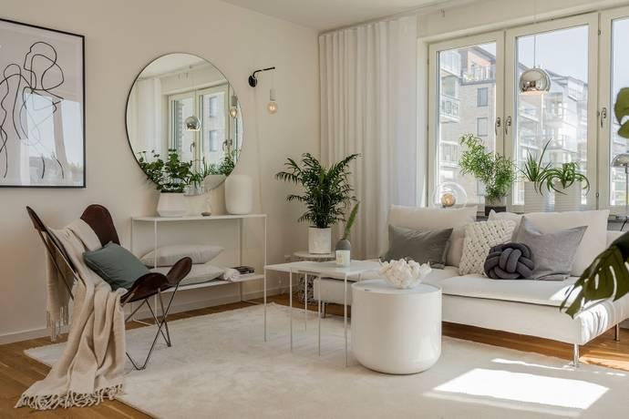 Bild: 3 rum bostadsrätt på Agavägen 23, Lidingö kommun Dalénum