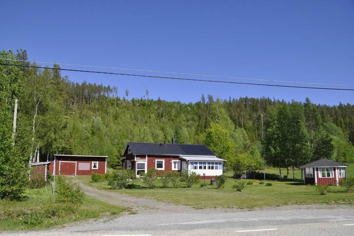 Bild: 5 rum villa på Storhallen 616, Bergs kommun Åsarna
