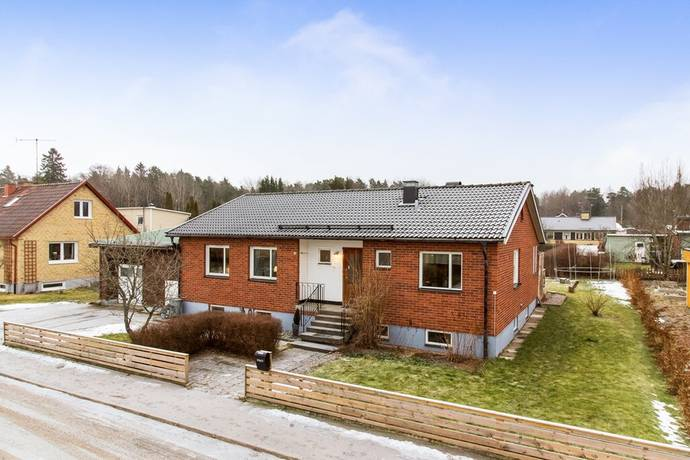 Bild: 5 rum villa på Swederusgatan 8, Sala kommun Nyåker