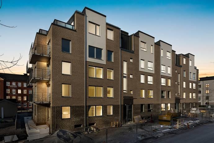 Bild: 3 rum bostadsrätt på Beckomberga allé 5, Stockholms kommun Bromma / Beckomberga