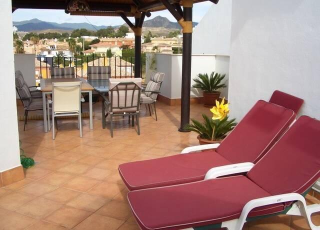 Bild: 4 rum bostadsrätt på Penthouse med stor takerass, Spanien Marbella - Atalaya