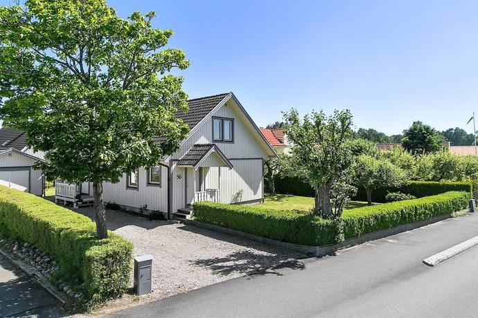 Bild: 6 rum villa på Gamla Göteborgsvägen 56, Kungsbacka kommun Kungsbacka