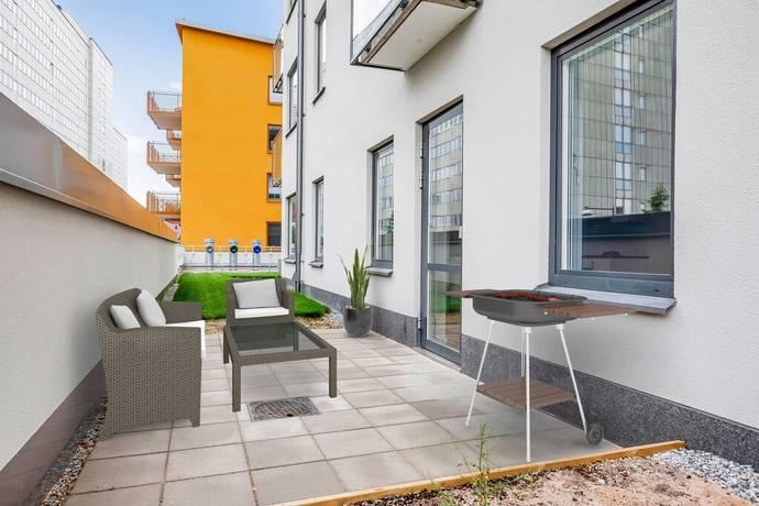 Bild: 1 rum bostadsrätt på Jämtlandsgatan 97, ep, Stockholms kommun Vällingby Parkstad