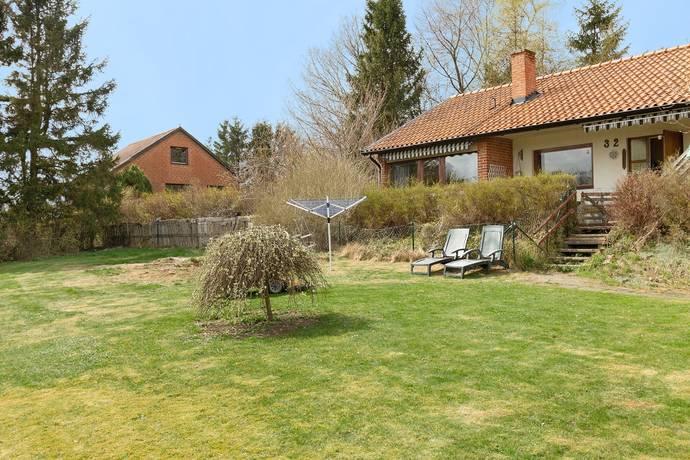 Bild: 4 rum villa på Västra Storgatan 32, Skurups kommun Centralt I Rydsgård