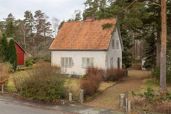 Bild: 4 rum villa på Skogsvägen 11, Bromölla kommun Bromölla - Strandängen