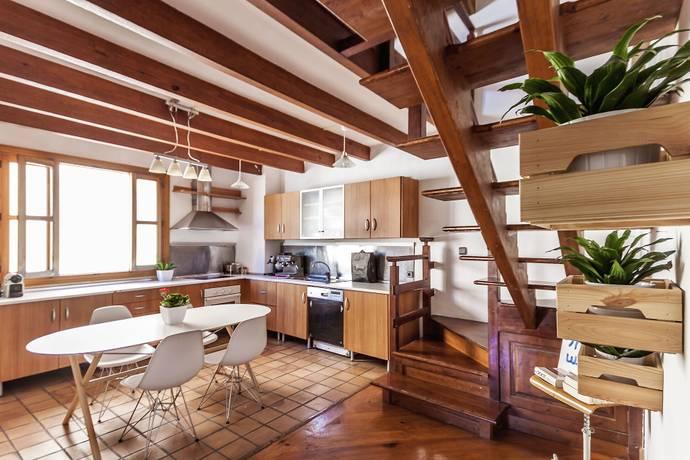 Bild: 6 rum bostadsrätt på Fantastiskt tillfälle och utsikt i Casca Antiguo, Spanien Palma de Mallorca