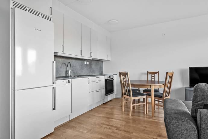 Bild: 1 rum bostadsrätt på Safirgatan 9, hiss/3 tr, Norrtälje kommun Centralt