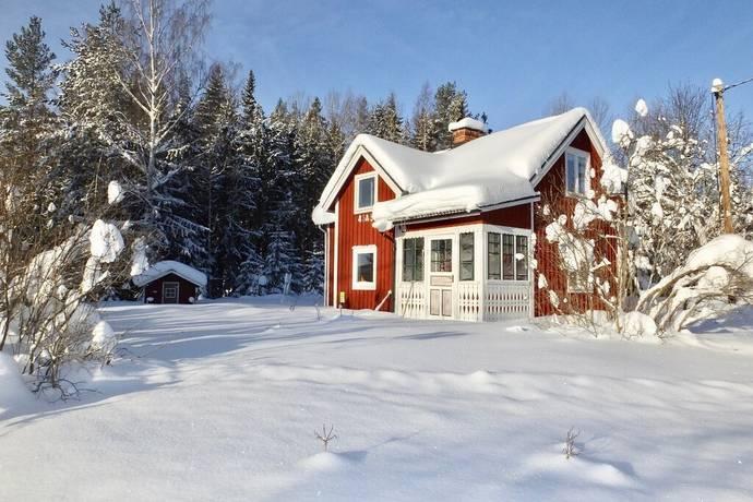 Bild: 3 rum villa på Borgbergsvägen 4345, Bollnäs kommun Segersta