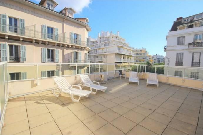Bild: 2 rum bostadsrätt på Nice, Alphonse Karr, Frankrike Franska Rivieran