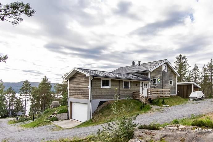 Bild: 6 rum villa på Nässjöbäcken 121, Örnsköldsviks kommun Nässjöbäcken