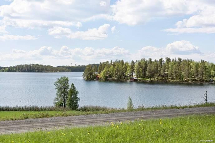 Bild: villa på Tomt böle, Bräcke kommun Böle