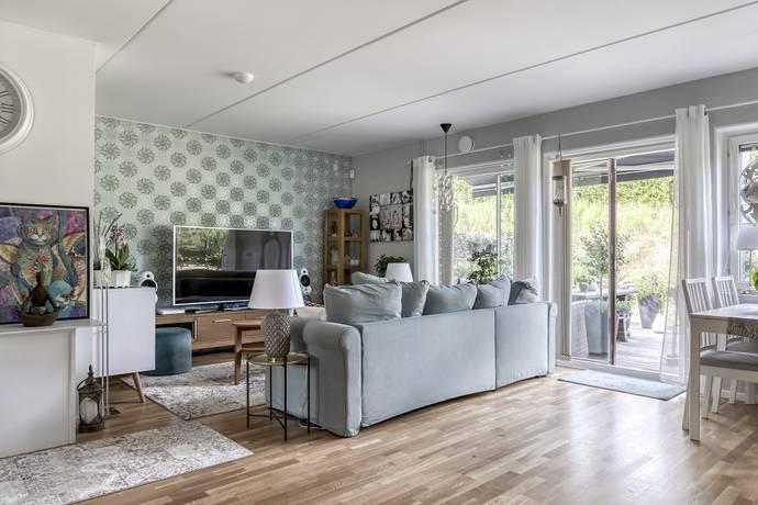 Bild: 3 rum bostadsrätt på Bruksparken 4, Nykvarns kommun Nykvarn
