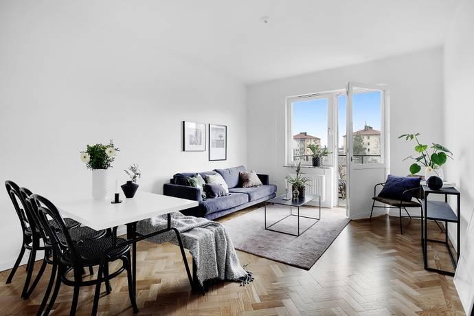 Bild: 2 rum bostadsrätt på Arkadvägen 14, Stockholms kommun Johanneshov