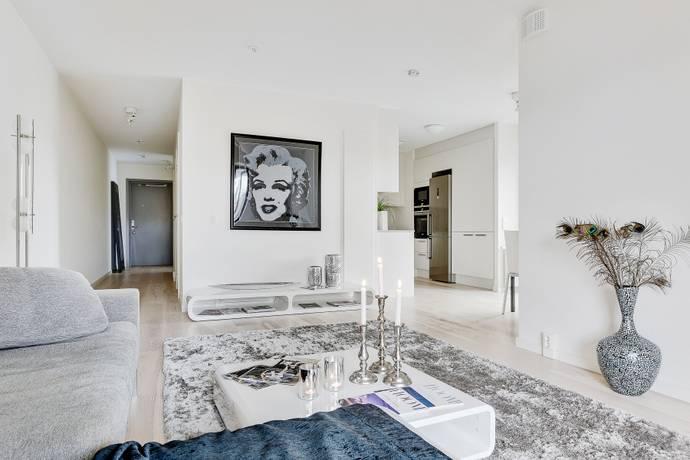 Bild: 3 rum bostadsrätt på Beckomberga Skogsväg 4, Stockholms kommun Bromma Beckomberga