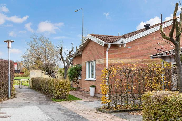 Bild: 3 rum bostadsrätt på Danska Vägen 34, Trelleborgs kommun Lillevång