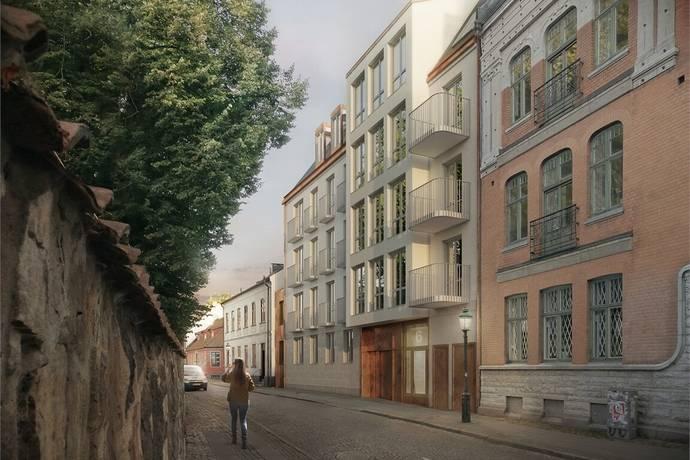 Bild: bostadsrätt på Stora Algatan 6, Lunds kommun Centrum