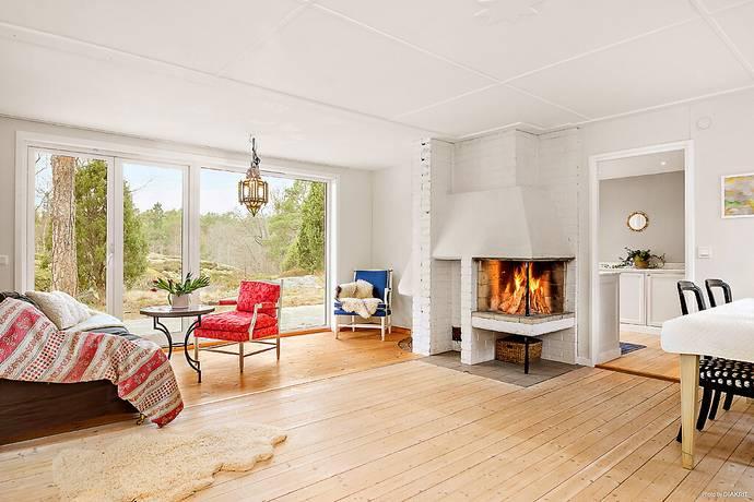 Bild: 3 rum villa på Marbergs Väg 3, Värmdö kommun Vindö, Kallviken