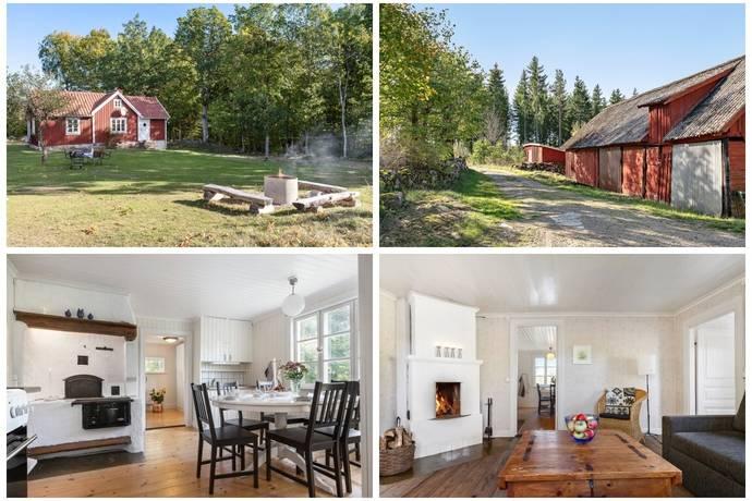Bild: 2 rum villa på Husgöl 141, Karlskrona kommun Holmsjö