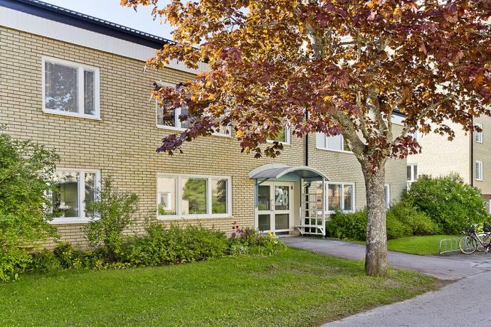 Bild: 3 rum bostadsrätt på Leopoldsgatan 26, Uppsala kommun Nyby