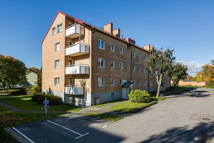 Bild: 1 rum bostadsrätt på Mekanikergatan 6a, Karlskoga kommun Centralt
