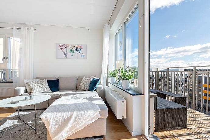 Bild: 2 rum bostadsrätt på Ursviks Allé 41, 5/5 tr, Sundbybergs kommun Ursvik