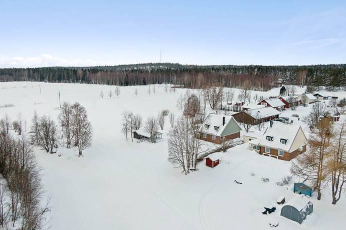 Bild: 4 rum villa på Månskensvägen 31B, Umeå kommun Ersmark