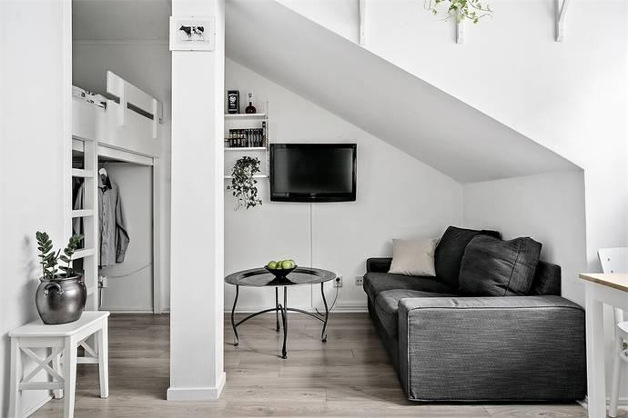 Bild: 1 rum bostadsrätt på Vädursgatan 1, Göteborgs kommun Gårda
