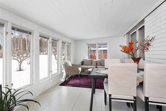 Bild: 5 rum villa på Lodvägen 1, Söderhamns kommun Stugsund