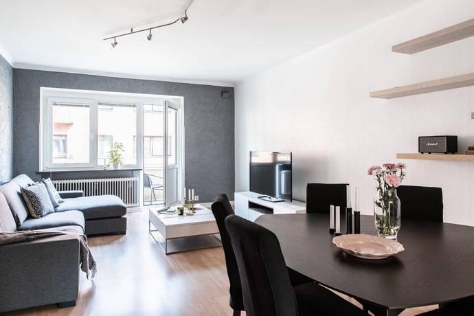 Bild: 2 rum bostadsrätt på Sevedsplan 11B, Malmö kommun Södra Sofielund