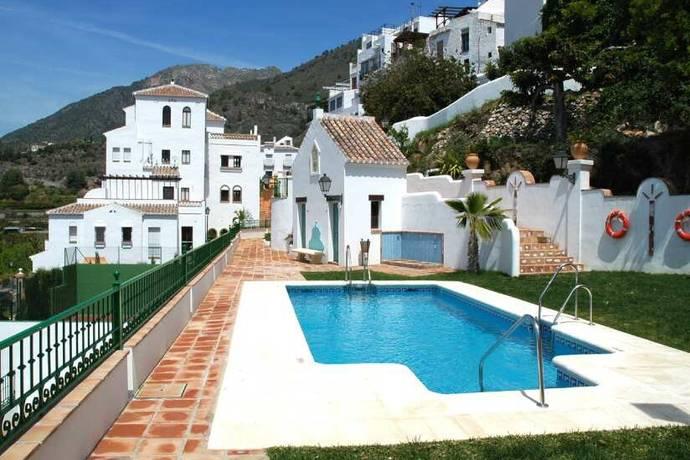 Bild: 4 rum bostadsrätt på La Fuente 5, Frigiliana, Spanien Frigiliana
