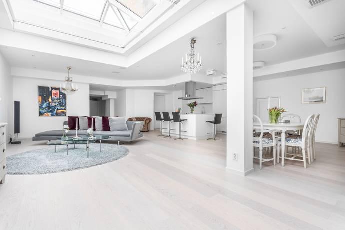 Bild: 5 rum bostadsrätt på Hagagatan 50, BV, Stockholms kommun Vasastan