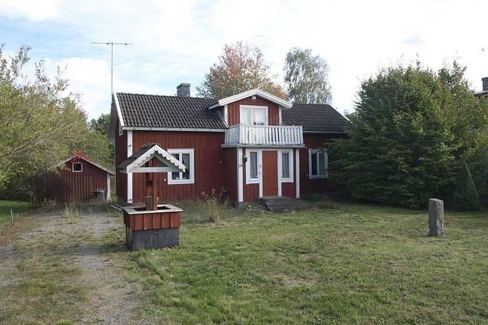 Bild: 4 rum villa på Brunnsvägen 24, Ronneby kommun Eringsboda