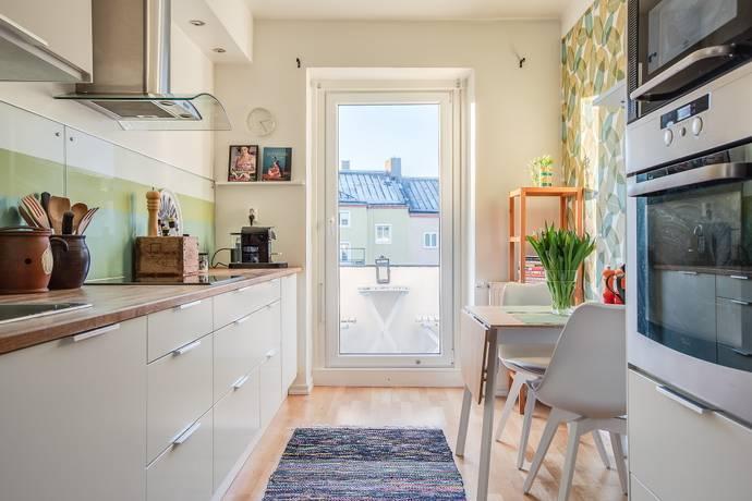 Bild: 2 rum bostadsrätt på Rådmansgatan 6 A, Norrköpings kommun Centralt, Öster