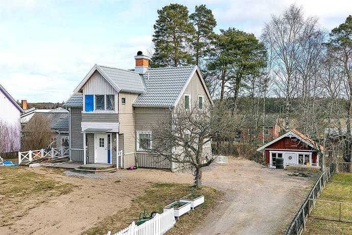 Bild: 5 rum villa på Repslagarvägen 34, Vingåkers kommun Vingåker
