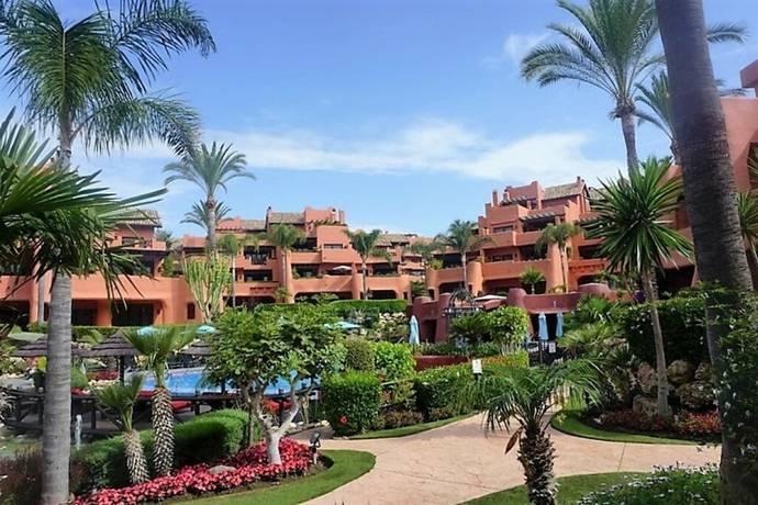 Bild: 4 rum bostadsrätt på Fantastisk Lägenhet New Golden Mile, Spanien Estepona - New Golden Mile