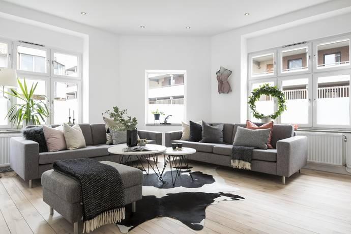 Bild: 2 rum bostadsrätt på Österportsgatan 5C, Malmö kommun Drottningtorget